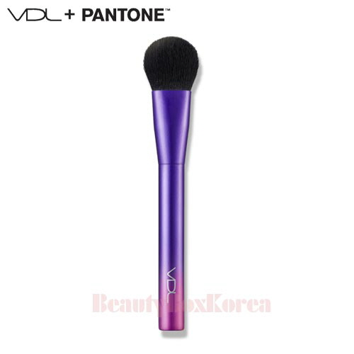 VDL Dazzling Cheek Brush 1ea [Pantone 18 Edition]